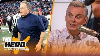 Ron Rivera made poor choice in choosing Redskins, Patriots' system is aging rapidly | NFL | THE HERD