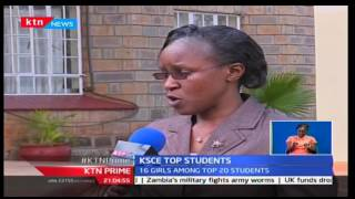 Very few [A]s in this years' 2016 KCSE results