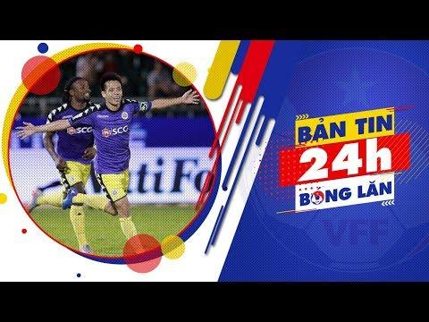 24h BÓNG LĂN SỐ 22 | Hà Nội xây chắc ngôi đầu, Nam Định có chiến thắng đầu tiên