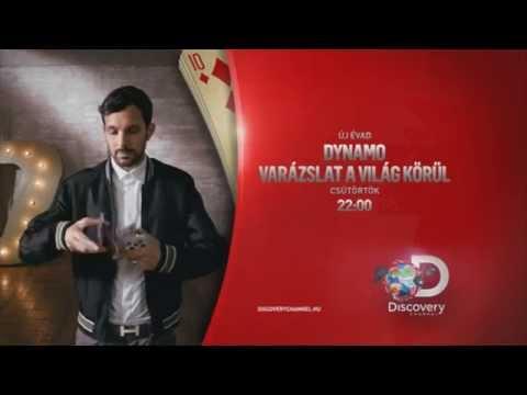 Dynamo - Varázslat a világ körül online