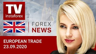 23.09.2020: EUR and GBP stop falling. Outlook for EUR/USD and GBP/USD