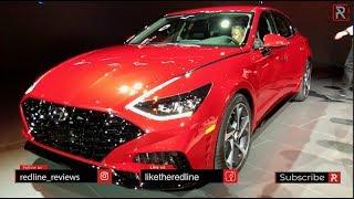 2020 Hyundai Sonata – Redline: First Look – 2019 NYIAS