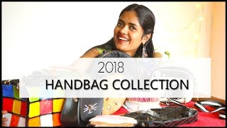 MY HANDBAG COLLECTION 2018 || #100dayswithsowbii DAY93
