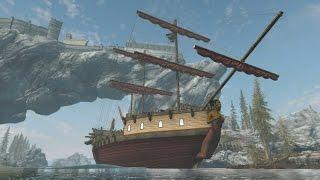 Skyrim PS4 Mods: The DreamWeaver (Player Home)
