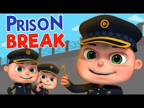 Zool Babies  Series - Prison Escape Episode | Cartoon Animation For Children | Videogyan Kids Shows