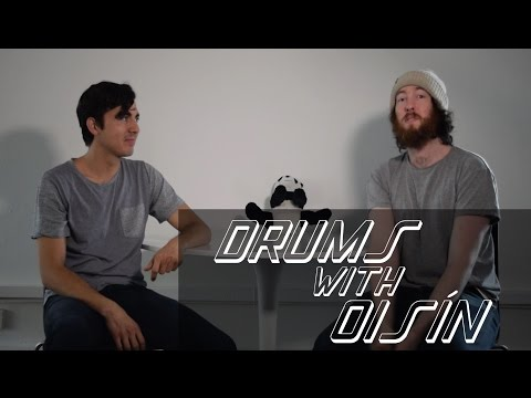 Kyle Crane Interview - Drums With Oisín (MMTV)