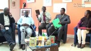 preview picture of video 'Voyagez sur le Fleuve Congo avec Aimé Eyengué'