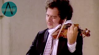 Itzhak Perlman: J.S. Bach - Partita in E major, BWV 1006