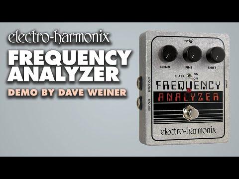 ELECTRO HARMONIX Frequency Analyzer Kytarový efekt