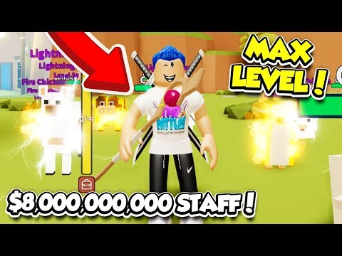 I GOT MAX LEVEL IN HUNTING SIMULATOR 2 AND GOT THE BEST POWERS EVER!! (Roblox)