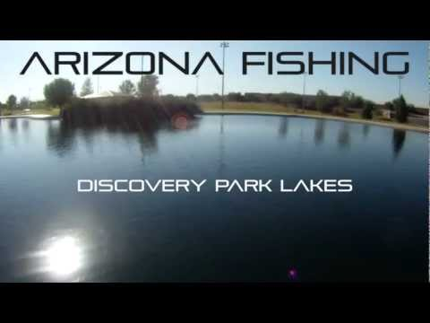 Arizona Fishing At Discovery Ponds