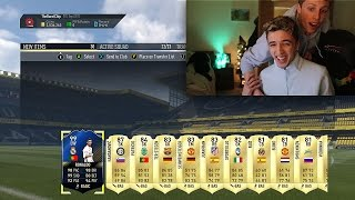 I GOT 99 TOTY RONALDO IN A PACK… - FIFA 17 TOTY Pack Opening