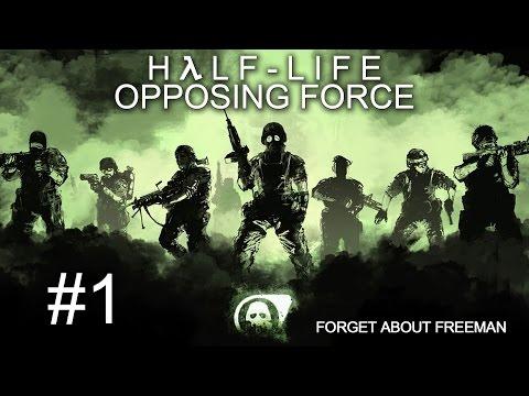 Half-Life: Opposing Force - Прохождение игры на русском [#1]