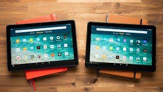 Amazon Fire HD 10 & Fire HD 10 Plus Test: So gut ist die 2021 Generation
