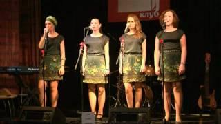 Бурановские девушки. FolkBeat RF (Русское поле)