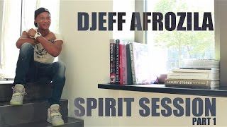 SPIRIT SESSION | DJEFF AFROZILA | PART I | #SXSTV