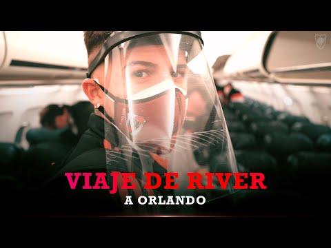 Ezeiza - Orlando: ¡River rumbo a la pretemporada!