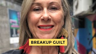 Break up guilt. How to get rid of breakup anxiety and move on