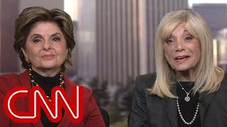 Les Moonves accuser: There was no one we could go to