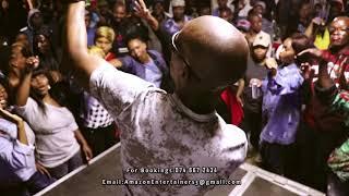 Anaconda Kwaitoking Live Performance At Justice Place Kwaito Vs Hip Hop Show Mpeg