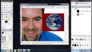How to Cut & Paste Pictures Together : Tech Niche