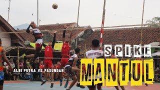 Gambar cover i Putu Juniarta tunjukkan kelasnya.. Albi Putra VS Pasundan Bandung, Danny Maza Cup Jatinangor