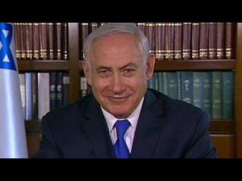 Benjamin Netanyahu commends Trump's decision on Iran