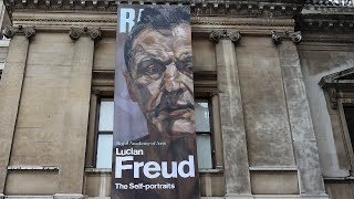 Exhibition Review - Lucian Freud: The Self-portraits At The Royal Academy