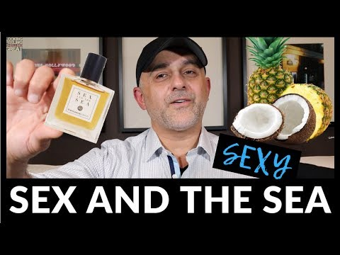 Francesca Bianchi Sex And The Sea Fragrance Review + Full Bottle Giveaway