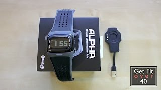 MIO Alpha Strapless Continuous Heart Rate Watch Table Top Review