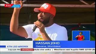 Uapisho wa Raila:NASA wanasisitiza kuwa watamuapisha kinara wao Raila Odinga na Kalonzo Musyoka