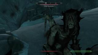 SKYRIM-touching The Sky- Location Of The Final Initiate Ewer From Most Obvious Fast Travel Location.