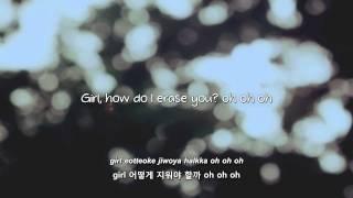 Brian Joo- Erase lyrics [Eng.   Rom.   Han.]
