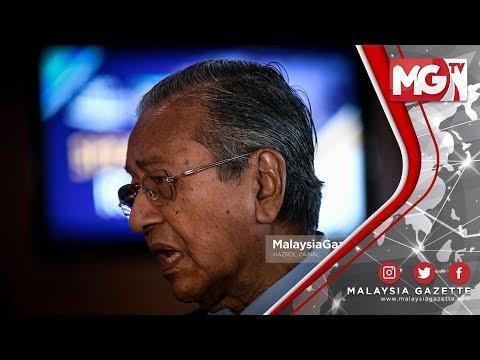 TERKINI : UMNO dan NAJIB Curi Duit Kerajaan - Tun Mahathir