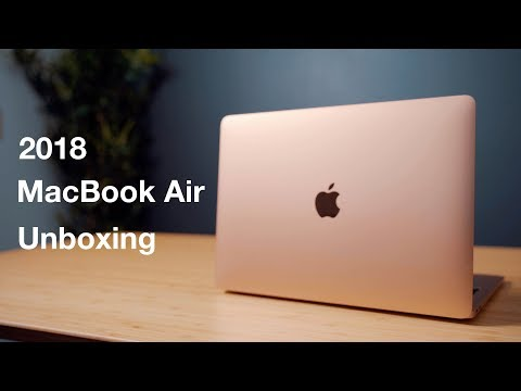 2018 MacBook Air Unboxing & Hands On Mp3