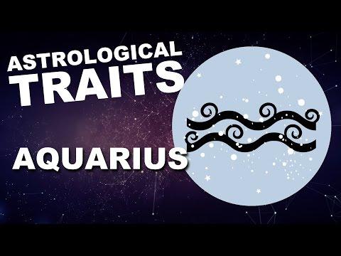 Aquarius: Astrological Traits
