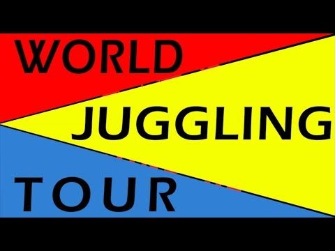 World Juggling Tour 2018