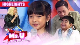 Vice insists that Yorme confess his crush on Astrid | It's Showtime Mini Miss U