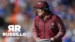 Jimbo Fisher resigns from FSU for Texas A&M | The Ryen Russillo Show | ESPN