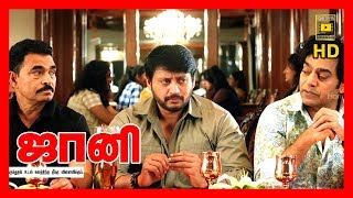 Johnny Tamil Movie | Shayaji Shinde Intro | Prashanth | Anandharaj | Prabhu