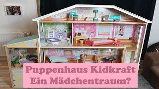 Puppenhaus unboxing & Aufbau Kidkraft Majestic Mansion