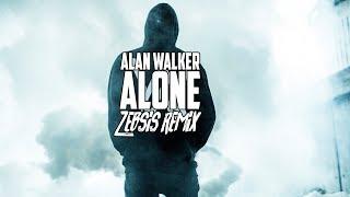 Gambar cover Alan Walker - Alone (ZEBSiS ViP)