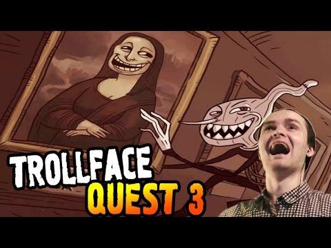 TrollFace Quest 3 Прохождение ► ТРОЛЛОВОР ◄ ВЗРЫВ МОЗГА