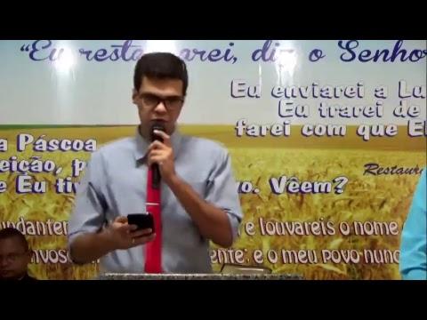 Transmissão ao vivo de Tabernáculo em Araguari-MG