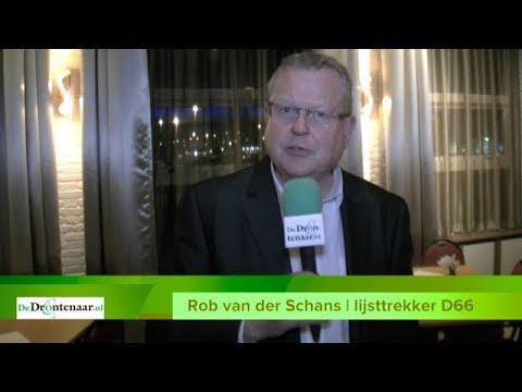 Gemeenteraadsverkiezingen Dronten, 21 maart | Lijst 3: D66