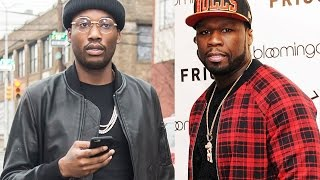 50 Cent Rips Apart Meek Mill On Instagram!