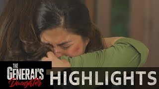 Corazon and Rhian cry as they embrace each other | The General's Daughter (With Eng Subs)