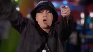 Eminem feat Rihanna - the monster ( live at Washington DC )