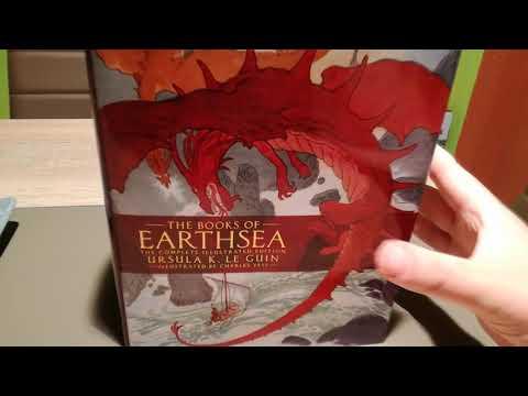 Erdsee: Die illustrierte Gesamtausgabe - Präsentation und Eindrücke (The Books of Earthsea)