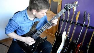 Arch Enemy - Ravenous (Guitar Cover)